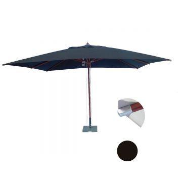 Texas Firkantet Parasol -