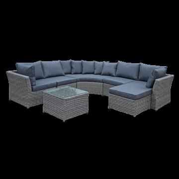 Sofia 7-pers-sofasæt