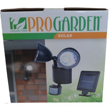 Solarlampe fra Progarden Collection