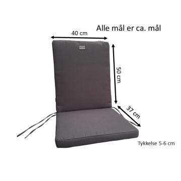 Jepara Sæde/Ryghynde -