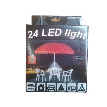 24 LED-lampe