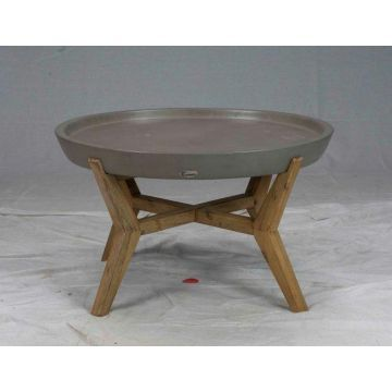 Tonga Round Coffee Table