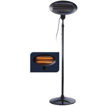 Elektrisk Terrassevarmer